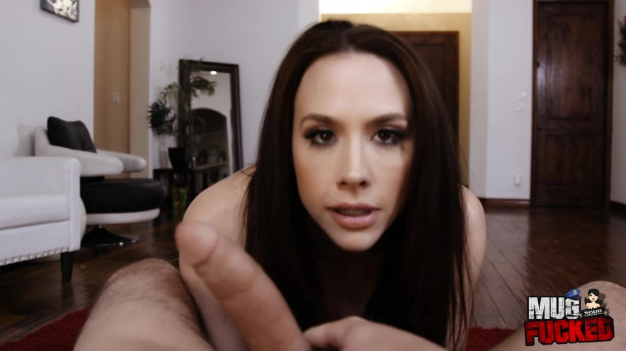 Chanel Preston Gets Mug Fucked